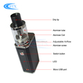 Vape Mod Ecig Professional factory e cigarette glass cartridge Vaporizer ecig pen