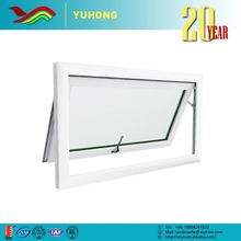 YH 2016 hot high quality new design frame cheap aluminum awning window