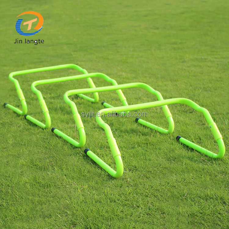 2018 Soccer training hurdles adjustable hurdles speed training 4 sizes agility ladder