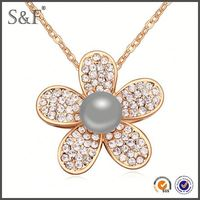 TOP10 BEST SELLING!! Crystal Fashion New Design multi semi precious stone necklace