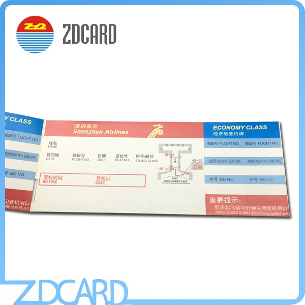 paper card printing folder flyer cards paper ticket printing