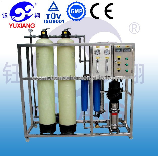 top quality salt water treatment system