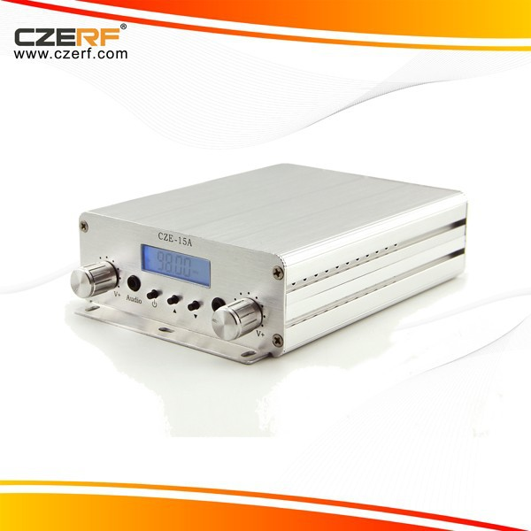 CZE-15A 15W Vaccum Tube Amplifier MP3 Player/ FM Transmitter