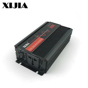 Dc To Ac Solar Pure Sine Wave Power Inverter 600w