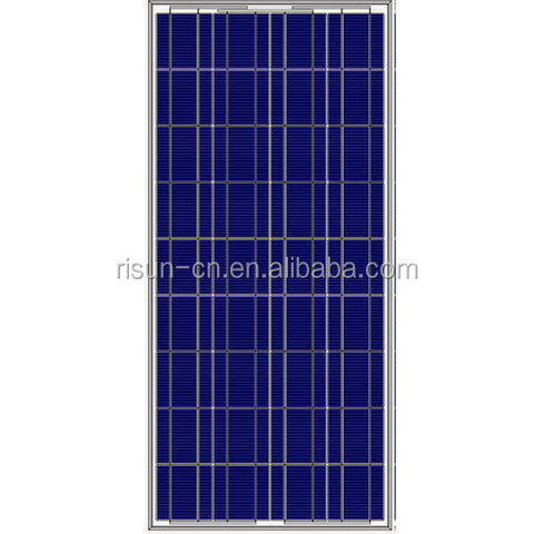 Price Per Watt! 130w poly Solar Panel! Solar Modules, High Efficiency from China Manufacturer!