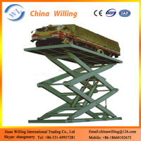 China Supplier Mechanical Hydraulic Parking System Parking Car Lift/Car Parking Lift