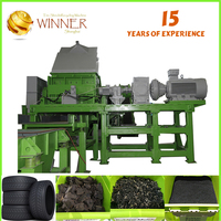 Waste Tire Rubber Buckets In Recycling Jaw Crusher Price For Sale 2015