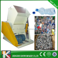new design small mini mobile crusher glass pet plastic bottle shredder and crusher for sale