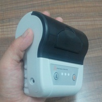 FK-P80A Portable Bluetooth Mobile POS Thermal Printer, Supports Smartphones & Android Tablets