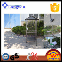 "61"" Large Parrot Play Top Mesh Metal Wire Steel Bird Cage"