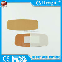 Newly manufactured 100% latex-free big band aid of 70*54mm for big wounds or for men