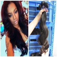 Offer free sample 10 to 30 inch 100% unprocessed remy virgin malaysian hair extension
