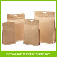 Hot Selling Luxury Kraft Paper Bag With Your Own Logo
