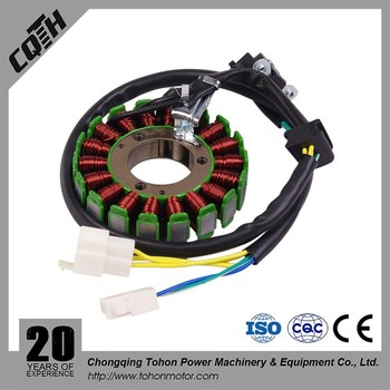 MOTORCYCLE SPARE PARTS MOTORBIKE MAGNETO STATOR GN125-18