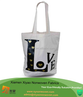 long strap shoulder heavy duty canvas tote bags