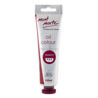 Mont Marte Oil Paint 100mls - Magenta