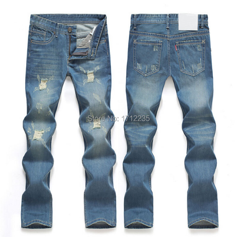 Retail&Wholesale Fashion Casual Mens Jeans,Famous Brand Men Jeans,Printed Jeans For Men,Free Shipping,D301,Mens Jeans Brand