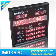 currency bank signage sign \ bank currency signage banner \ currency foreign banner panel