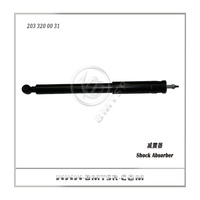 Competitive price auto parts w203 shock absorber