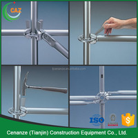 types of cuplock scaffolding system for sale