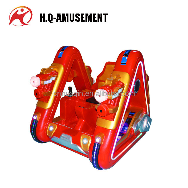 kids zone walking robot ride for sale, remote control operation for easy management
