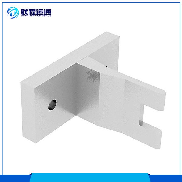 Professional design aluminum alloy metal cabinet shelf support