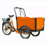 2015 hot sale three wheel electric cargo bike / trike / tricycle / bicycle china