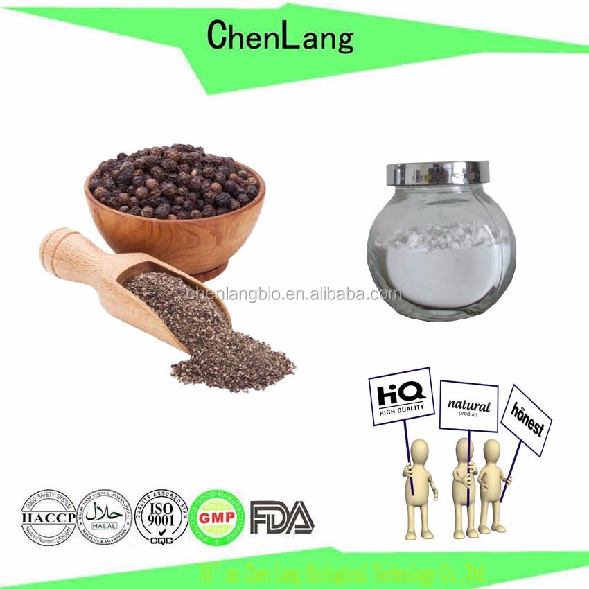 Organic Pure Nature Black Pepper Extract Black Pepper Extract 95% With Best Price