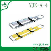 YJK-A-4 emergency ambulance/easy to move scoop stretcher for sale