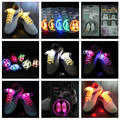 Led Light Luminous Shoelace Fashion Glowing Shoe laces Flashing Colored Neon Shoestrings
