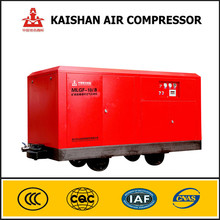 55 kw 8 bar electric-engine portable explosion proof screw air compressor