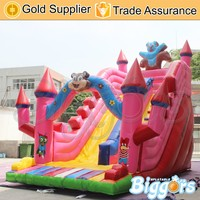 Free Shipping By Sea Colorful New Design Octopus Themed Commercial Inflatable Slide for Sale