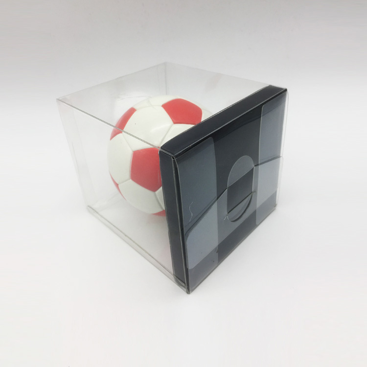 Free sample clear transparent acetate plastic packaging box from Shenzhen