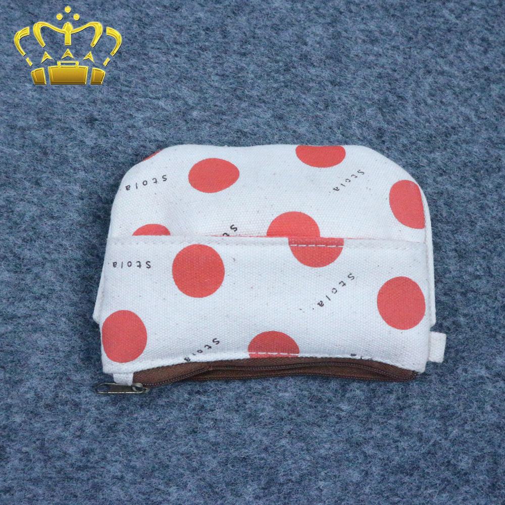 New Arrival Cheap Kids Canvas Wallet Purse Coin Purse