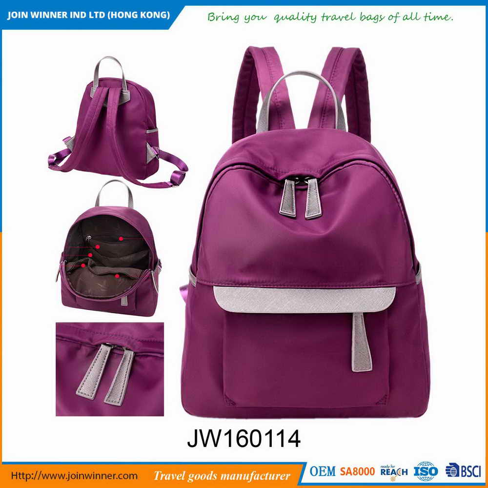 New Model Sew A Drawstring Backpack Male