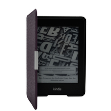 Folio smart PU leather cover case for Amazon kindle paperwhite1 2 3 ereader