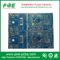 Electronic pcb projects FR4 substrate PCB circuit board