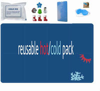 Safety and environmental protection gel pack