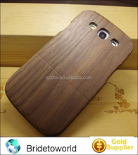 For samsung galaxy S3 i9300 wood grain mobile phone case