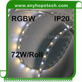 5mm width 60leds full color nonwaterproof rgbw strip