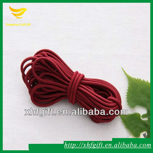 colored elastic cord for bracelet making