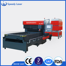 High Laser Power Plywood Die Board Laser Cutting Machine ( 1500W )