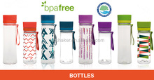 MY-24 transparent 500ml leak proof drink bottle/high quality sport water bottle carrier for kids