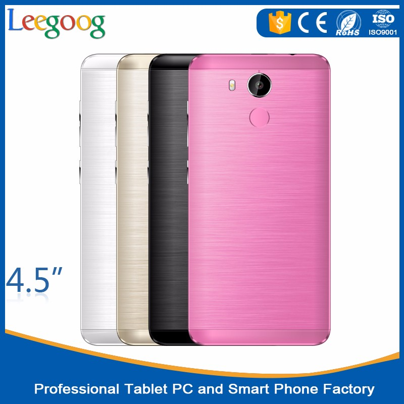 Shenzhen Cheapest 4.5 inch android Smart Phone