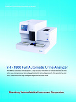 Full Automatic Urine Analyzer for dry chemistry YH-1800