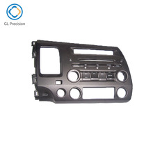 Low Volume Custom Auto Parts Molding Dashboard GPS Screen Enclosures