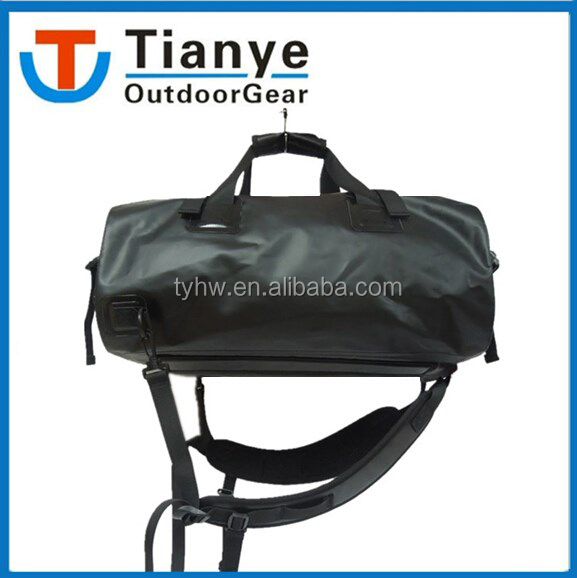 OEM Backpack dry duffle bag backpack travel bag foldable travel dry bag