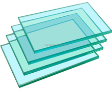 6mm, 8mm,10mm clear float building tempered glass for construction