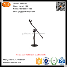 Stainless Steel Musical Instrument Microphone Electronic Mic Stand