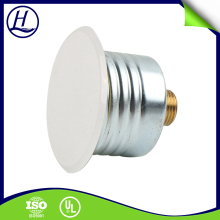 15A Glass Bulb Optional 68 Degree Brass Hidden Fire Sprinkler Head